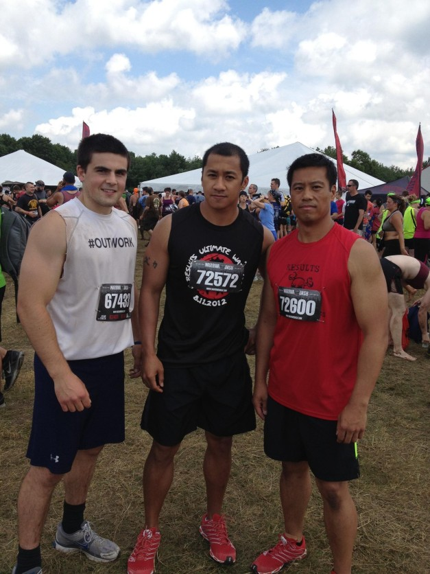 Warrior Dash 2